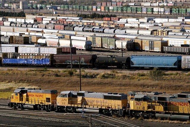 Goods Transport via Rail